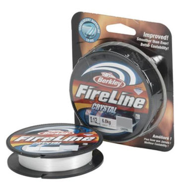 Bilde av Berkley FireLine 0,25mm 110m Crystal
