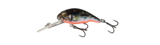 Bilde av Savage Gear 3D Goby Crank 40 3.5g F 02-UV Red & Black