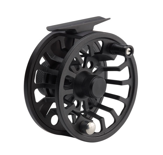 Bilde av Scierra Track 2 Fly Reel # 5/6 Black